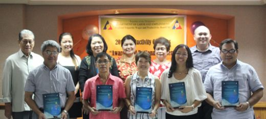 mSME productivity champions honored