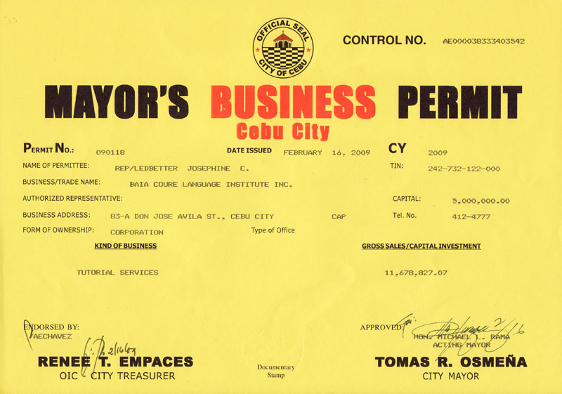 Business registration made easy in Cebu City